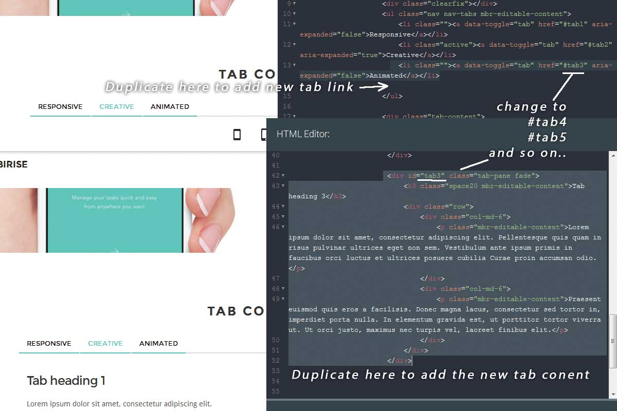Free Bootstrap Agency Theme Tutorial