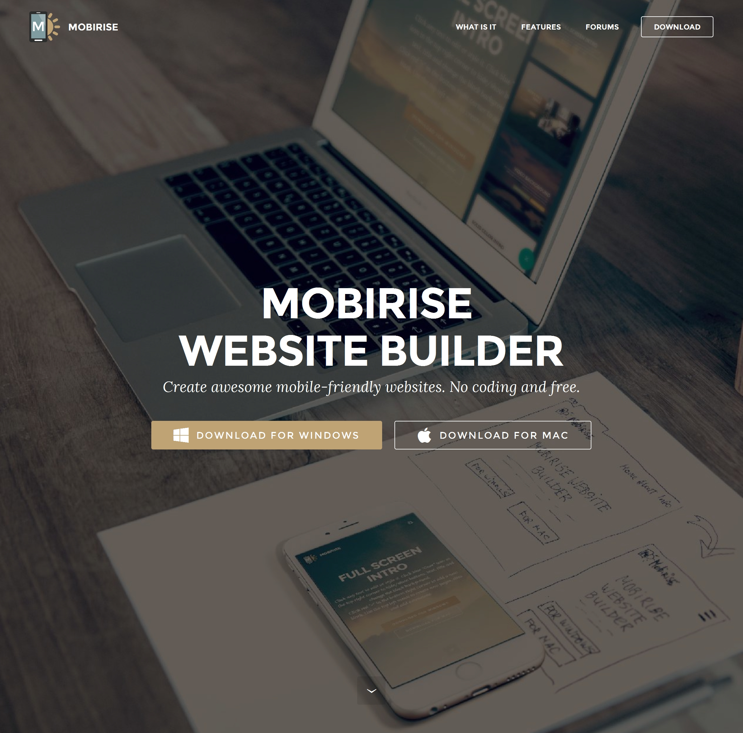 Best Free Web Builder