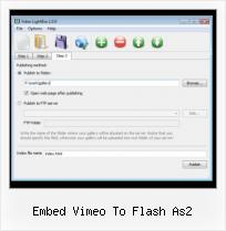 How to Add Adsense to Youtube Video embed vimeo to flash as2