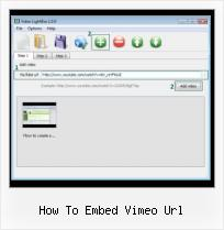 Embed SWF in Joomla how to embed vimeo url