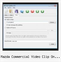 Embed Vimeo Html5 Wordpress mazda commercial video clip on vimeo