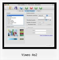Add Youtube Video to Imovie vimeo as2